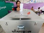Cambodge: CEN achève la vérification des résultats des élections