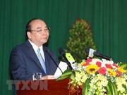 Le Premier ministre Nguyen Xuan Phuc en déplacement à Can Tho