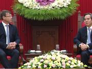 La société américaine Warburg Pincus veut chercher des opportunités d'investissement au Vietnam