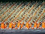 Ouverture des 18es Jeux asiatiques en Indonésie