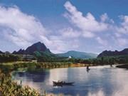 """À Nghê Tinh, """"montagnes vertes, eaux bleues, quelle peinture!"""""""