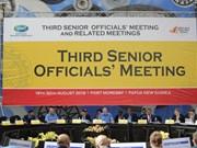 L'APEC réuni pour promouvoir la coopération économique régionale