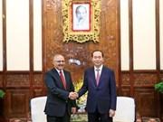 Promouvoir les relations d'amitié et de coopération Vietnam-Egypte