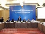 Table ronde sur le Forum économique mondial ASEAN 2018