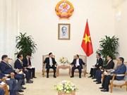 Le PM plaide pour des liens accrus entre Busan et le Vietnam