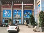 Un marché russe au cœur à Hô Chi Minh-Ville