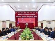 Vietnam-Laos : Coopération efficace entre les systèmes de cours