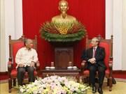 Mer Orientale: le Vietnam et les Philippines persévèrent sur la voie pacifique