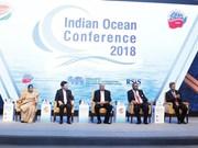 La conférence sur l'océan Indien axée sur la construction d'une architecture régionale