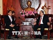 Resserrement des relations de coopération entre HCM-Ville et le Japon