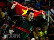 ASIAD 2018 : le Vietnam remporte deux médailles d'or supplémentaires