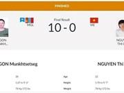 ASIAD 2018: le Vietnam remporte la médaille de bronze au kourach