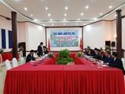 Promotion de la coopération douanière Vietnam-Chine