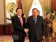 Le Vietnam chérit ses relations traditionnelles spéciales avec le Laos