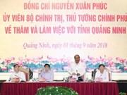 Quang Ninh est la localité en développement le plus dynamique du Vietnam