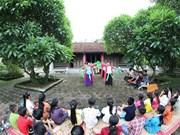 Quang Ninh : Dông Triêu, berceau du théâtre populaire chèo
