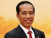 Le président indonésien Joko Widodo effectuera une visite d'État au Vietnam