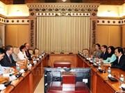 Hô Chi Minh-Ville et l'Etat de Hesse boostent leur coopération éducationnelle