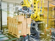 Le robot transforme la conception de l'usine