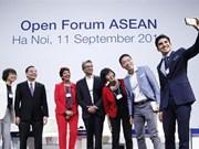 Le forum ASEAN 4.0 pour tous souligne les enjeux pour les start-up