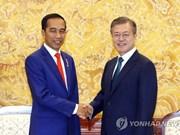 La R. Corée et l'Indonésie discutent des moyens d'intensifier le partenariat stratégique