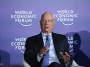 Le ministre des Sciences reçoit le président exécutif du WEF