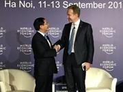 Le WEF ASEAN 2018 est couronné de succès