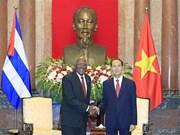 Le Vietnam résolu à continuer de renforcer la solidarité avec Cuba