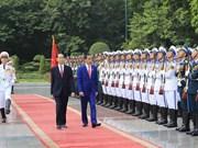 Le président Joko Widodo au Vietnam : la presse indonésienne en parle