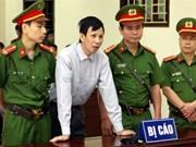 Peine confirmée dans un procès pour mouvement insurrectionnel