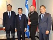 Renforcement de la coopération entre le Vietnam et la province canadienne de Québec