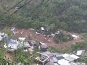 Au moins 30 morts dans un glissement de terrain aux Philippines