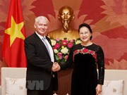 La présidente de l'AN reçoit le président du Parquet suprême hongrois