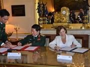 Défense : Vietnam et France signent une déclaration sur la vision commune
