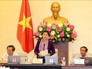 Clôture de la 27e réunion du Comité permanent de l'AN