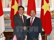 Lettre de félicitations pour l'anniversaire de l'établissement des relations Vietnam-Japon