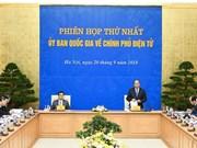 Le Vietnam accélère la mise en place d'un e-gouvernement