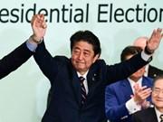 Le leader du PCV félicite le PM japonais pour sa réélection à tête du PLD
