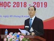 Les pays d'Amérique latine louent le rôle du président Tran Dai Quang