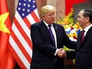 Les présidents américain et égyptien rendent hommage au président Trân Dai Quang