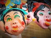 Les derniers Mohicans des masques en papier mâché à Hanoi