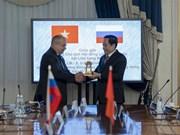 Renforcement des relations vietnamo-russes