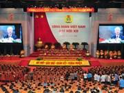 Le leader du PCV appelle à rénover les activités syndicales