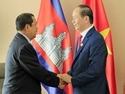 Le PM cambodgien se rendra aux obsèques du président Trân Dai Quang
