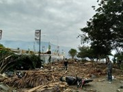 Séisme et tsunami en Indonésie: le bilan passe à au moins 832