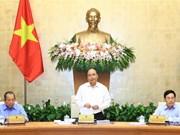 Le PM exhorte à dépasser l'objectif de 6,7% de croissance
