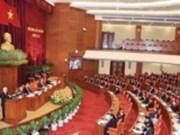 Ouverture du 8e plénum du Comité central du Parti communiste du Vietnam