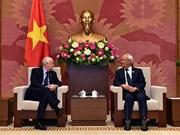 Promotion de la coopération multiforme Vietnam-Royaume-Uni