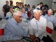 Rencontre entre des pilotes de vétérans américains et vietnamiens à Hanoi