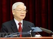 Le leader du PCV présenté au poste de président de la République socialiste du Vietnam